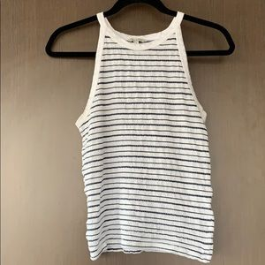 Lucky Brand Cropped Tank